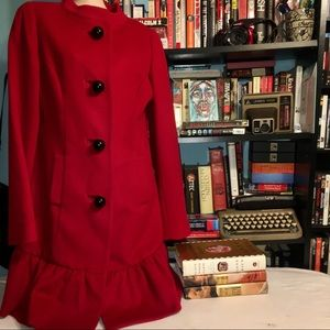 Etcetera Cashmere Wool Coat 📚